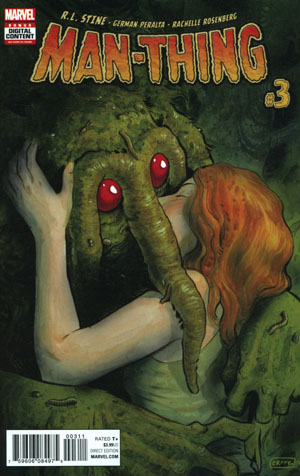 Man-Thing Vol 5 #3 Cover A Regular Tyler Crook Cover
