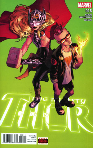 Mighty Thor Vol 2 #18 Cover A Regular Russell Dauterman Cover