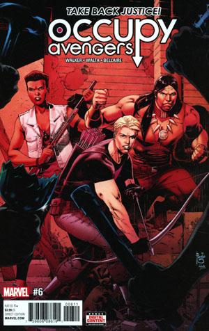 Occupy Avengers #6