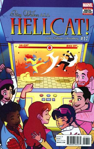 Patsy Walker AKA Hellcat #17