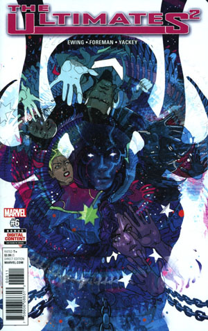 Ultimates (Squared) #6