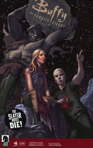 Buffy The Vampire Slayer Season 11 #6 Cover A Regular Steve Morris Cover