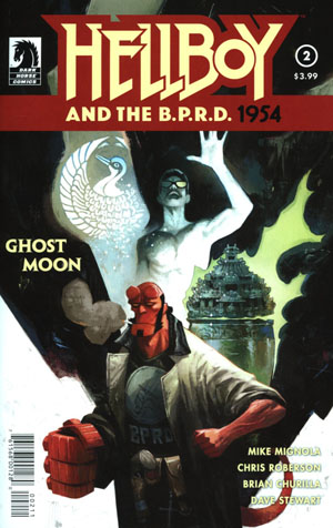 Hellboy And The BPRD 1954 Ghost Moon #2