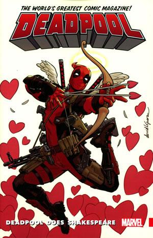 Deadpool Worlds Greatest Vol 7 Deadpool Does Shakespeare TP