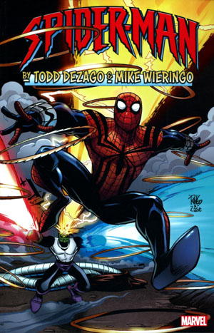 Spider-Man By Todd Dezago & Mike Wieringo Vol 1 TP
