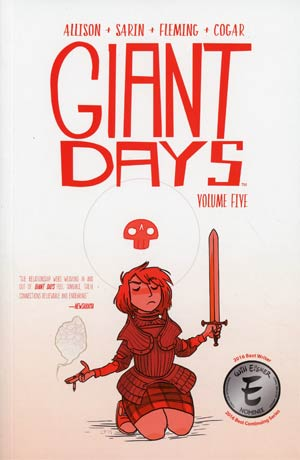Giant Days Vol 5 TP