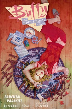 Buffy The High School Years Parental Parasite TP