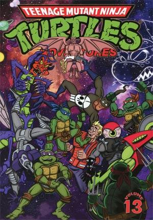 Teenage Mutant Ninja Turtles Adventures Vol 13 TP