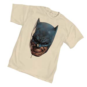 Batman All-Star Face T-Shirt Large