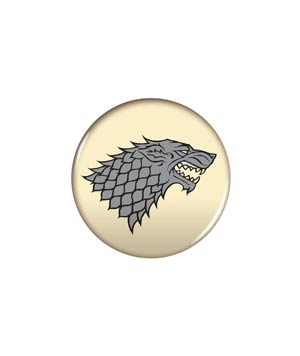 Game Of Thrones 2.25-Inch Magnet - Stark