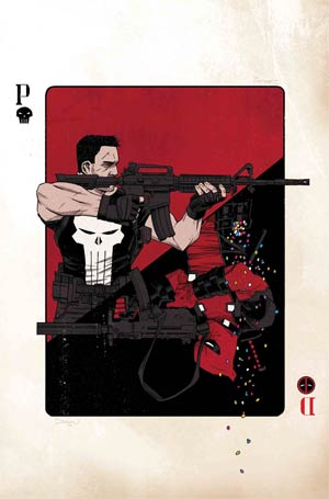 Deadpool vs Punisher #1 By Declan Shalvey Poster