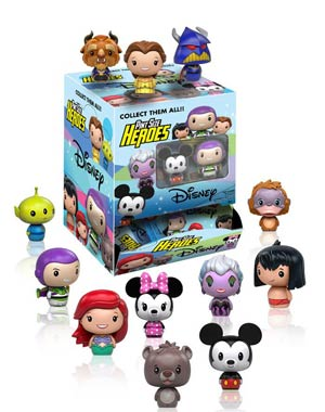 Pint-Size Heroes Disney Blind Mystery Box Figure