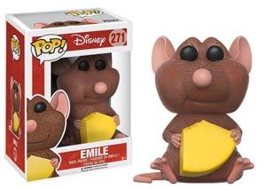 POP Disney 271 Ratatouille Emile Vinyl Figure