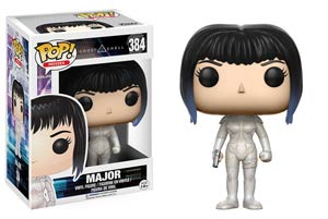 POP Movies 384 Ghost In The Shell Major Vinyl Figure