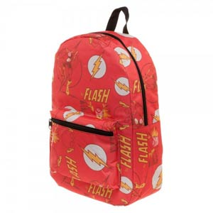 DC Comics Flash Sublimated Backpack