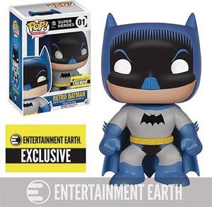 POP DC Universe 01 Batman 1950s Version Vinyl Figure
