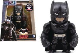 Metals Batman v Superman Dawn Of Justice 4-Inch Die-Cast Figure - Armored Batman