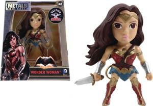 Metals Batman v Superman Dawn Of Justice 4-Inch Die-Cast Figure - Wonder Woman