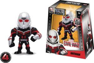 Metals Captain America Civil War 4-Inch Die-Cast Figure - Ant-Man