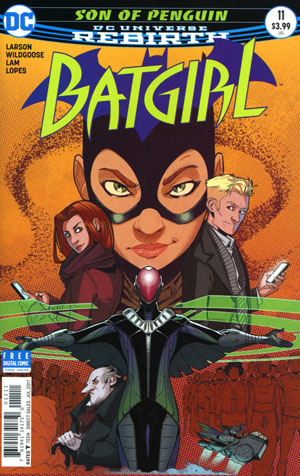 Batgirl Vol 5 #11 Cover A Regular Chris Wildgoose & Jon Lam Cover