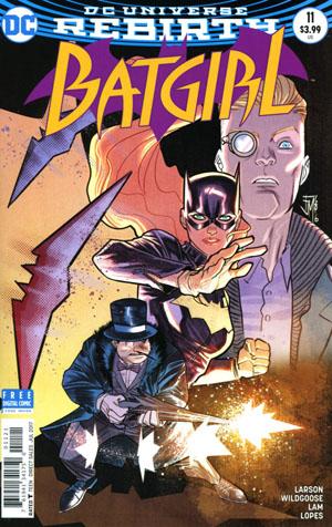 Batgirl Vol 5 #11 Cover B Variant Francis Manapul Cover