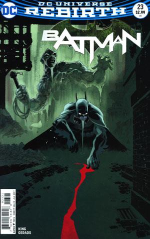 Batman Vol 3 #23 Cover B Variant Tim Sale Cover