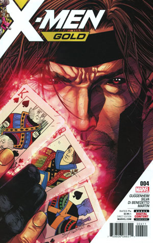 X-Men Gold #4 Cover A Regular Ardian Syaf Cover