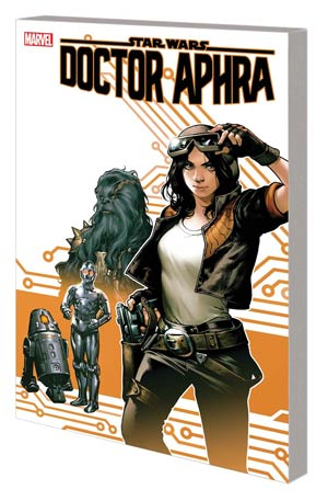 Star Wars Doctor Aphra Vol 1 Aphra TP