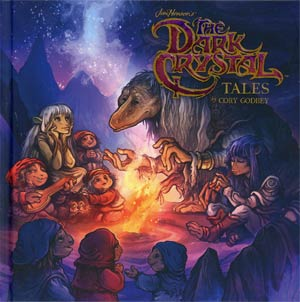 Jim Hensons Dark Crystal Tales HC