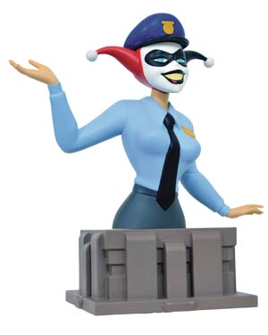 Batman The Animated Series Harley Quinn 25th Anniversary Bust