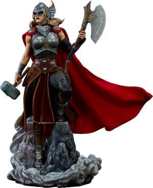 Marvel Thor Jane Foster 20.5-inch Premium Format Figure