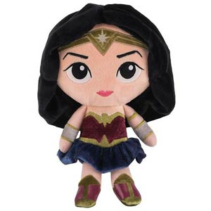 DC Heroes Batman v Superman Dawn Of Justice Wonder Woman 7-Inch Plush