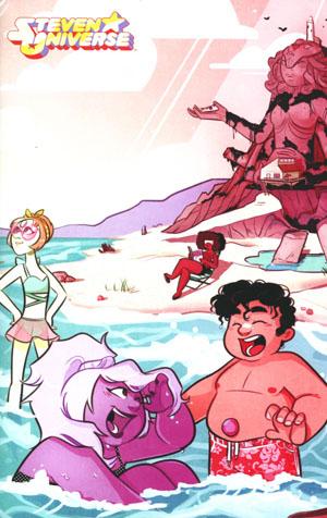 Steven Universe Vol 2 #2 Cover C Incentive Jenn St-Onge Virgin Variant Cover