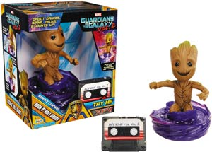 Guardians Of The Galaxy Vol 2 XPV Rock N Roll Groot R/C Figure
