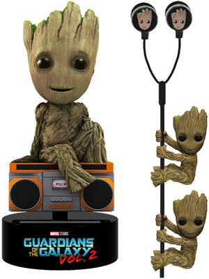 Guardians Of The Galaxy Vol 2 Groot Limited Edition Gift Set