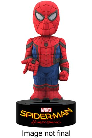 Spider-Man Homecoming Body Knocker