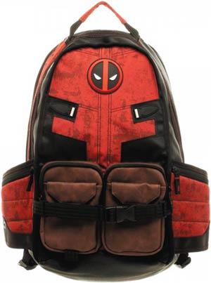 Marvel Deadpool Laptop Backpack