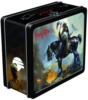 Frazetta Death Dealer Lunchbox