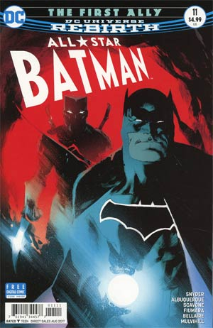 All-Star Batman #11 Cover A Regular Rafael Albuquerque Cover