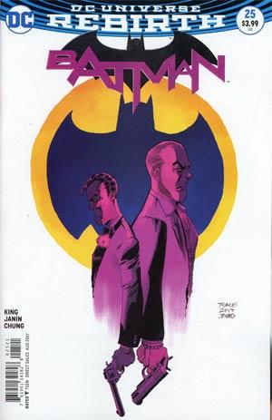Batman Vol 3 #25 Cover B Variant Tim Sale Cover