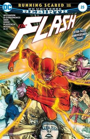 Flash Vol 5 #25 Cover A Regular Carmine Di Giandomenico Cover