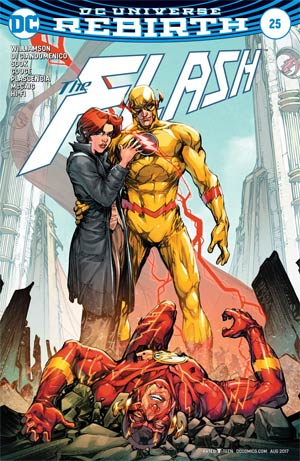 Flash Vol 5 #25 Cover B Variant Howard Porter Cover