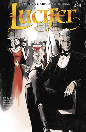 Lucifer Vol 2 #19
