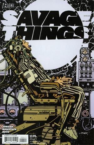 Savage Things #4