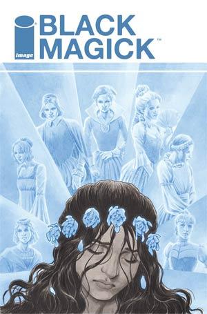 Black Magick #6 Cover A Regular Nicola Scott Cover