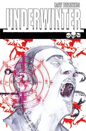 Underwinter #4 Cover A Regular Ray Fawkes Cover