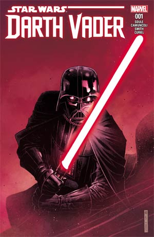 Darth Vader Vol 2 #1 Cover A 1st Ptg Regular Jim Cheung Cover