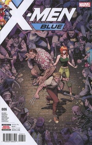 X-Men Blue #6