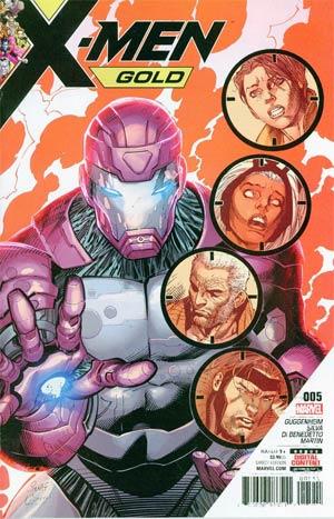 X-Men Gold #5 Cover A Regular Ardian Syaf Cover