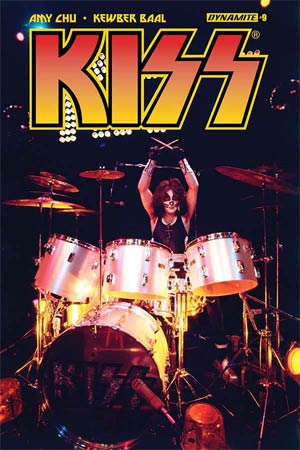 KISS Vol 3 #9 Cover C Variant Photo Cover